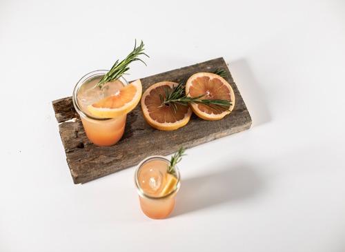 Grapefruit-Cocktail Barkeeperschulung München