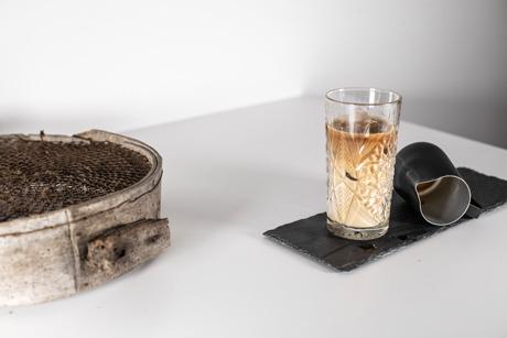 Iced Latte Kaffeespezialitäten